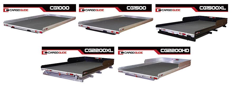 CargoGlide Slide Models