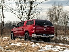 Z2 Truck Cap  - Dodge Ram 1500 | Year Range: 2019 - Current