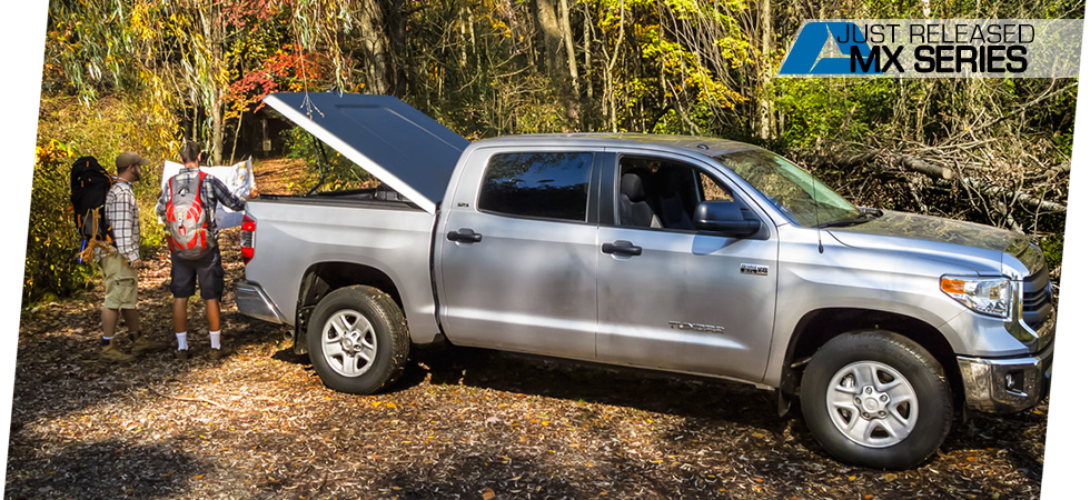 Select models are now available for the 2014 Toyota Tundra.