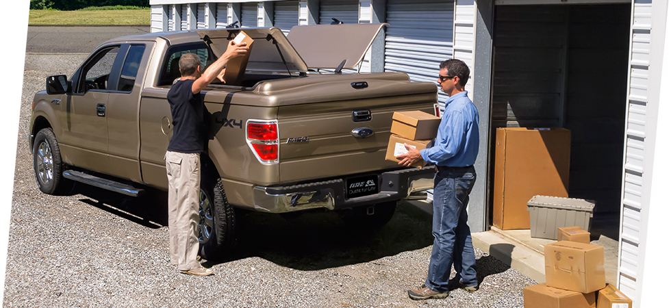 The 3DL Series provides access to all parts of your truck bed
