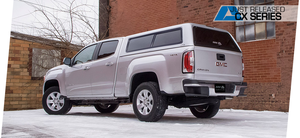 Select models now available for the 2015 Colorado & Canyon