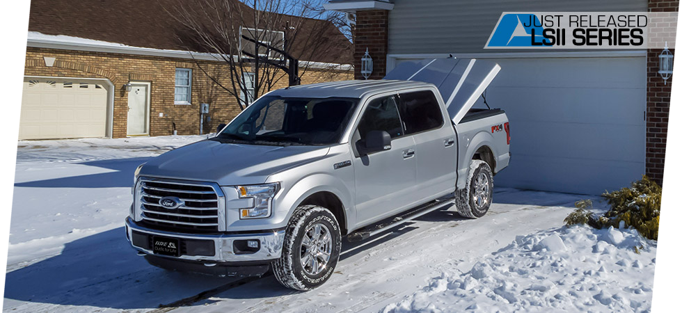 Select models now available for the 2015 Ford F150.