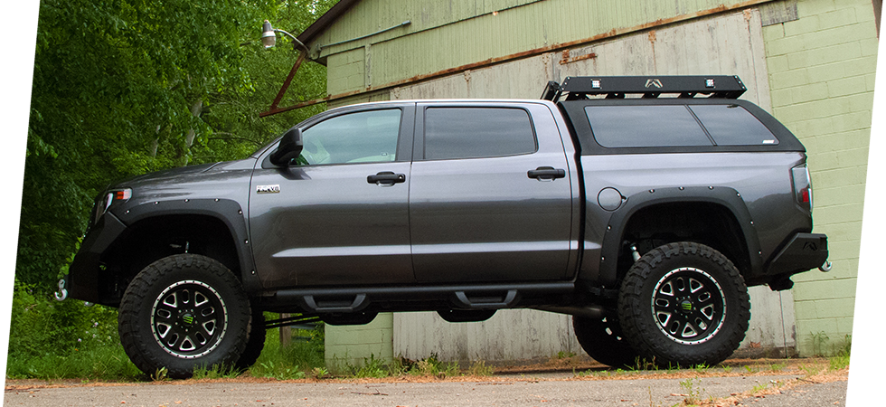 The OTR Option offers tough styling for today�s trucks.