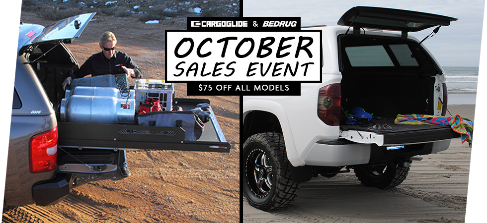 Be sure to check out all our Special Offers for October!