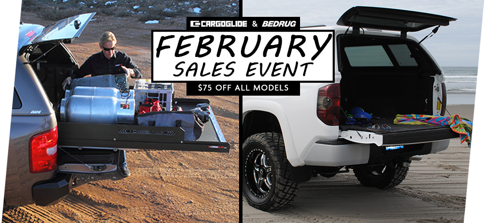 Be sure to check out all our Special Offers for February!