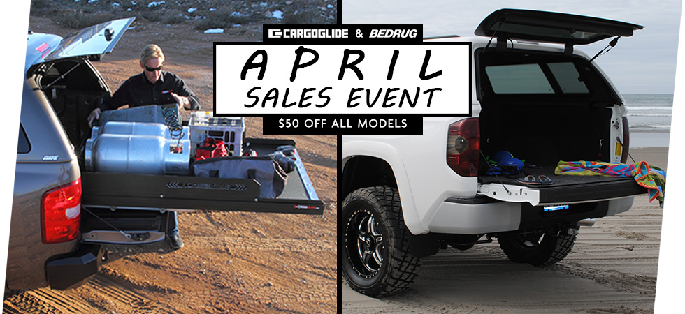 Be sure to check out all our Special Offers for April!