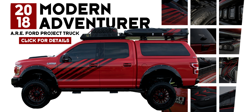 Modern Adventurer For Project Truck