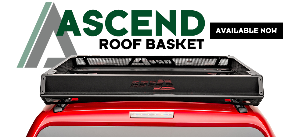 A.R.E. Ascend Roof Basket