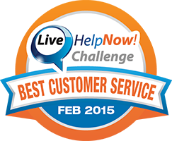 LiveHelpNow Challenge Winner February 2015