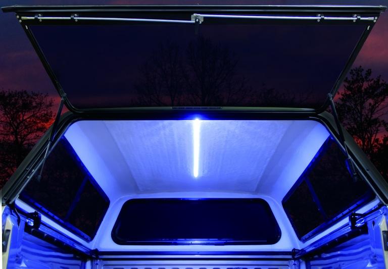 Fiberglass Led Light Options Gallery A R E Truck Caps