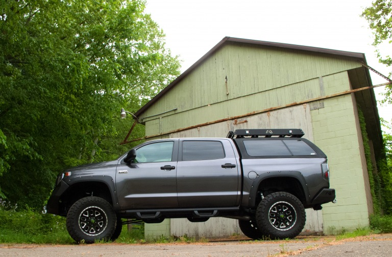 OTR Option : A.R.E. Truck Caps and Tonneau Covers