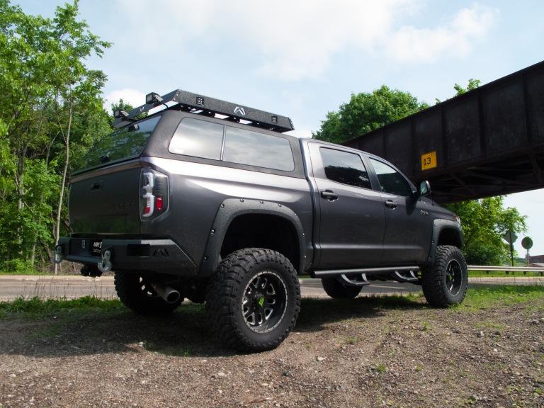 Tundra Vs Silverado >> OTR Option : A.R.E. Truck Caps and Tonneau Covers