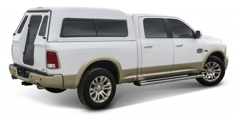F150 Limo >> Walk-In Door Series Cap Gallery : A.R.E. Truck Caps and ...