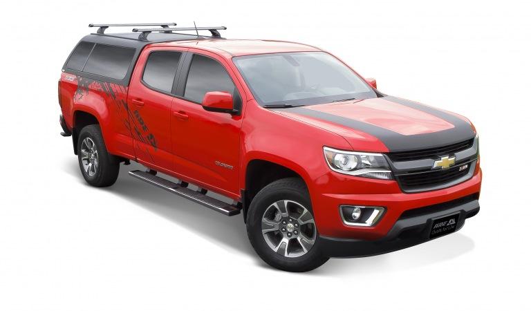Pickup Topper 2015 Gmc Canyon Autos Post