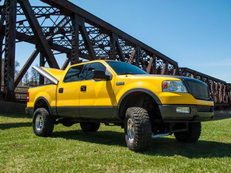 Dodge Dealer Yakima >> Overland Option : A.R.E. Truck Caps and Tonneau Covers