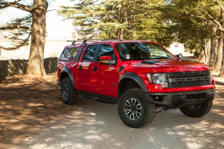 Overland Series Truck Cap Gallery : A.R.E. Truck Caps and Tonneau Covers
