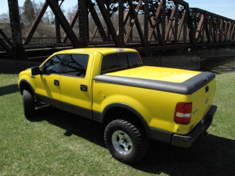 Overland Option : A.R.E. Truck Caps and Tonneau Covers