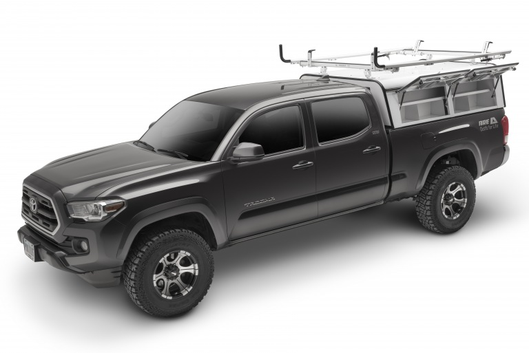 Toyota Tacoma | Year Range 2016 - Current  sc 1 st  4ARE.com & Gallery : Commercial Aluminum Caps : A.R.E. : Truck caps truck ...