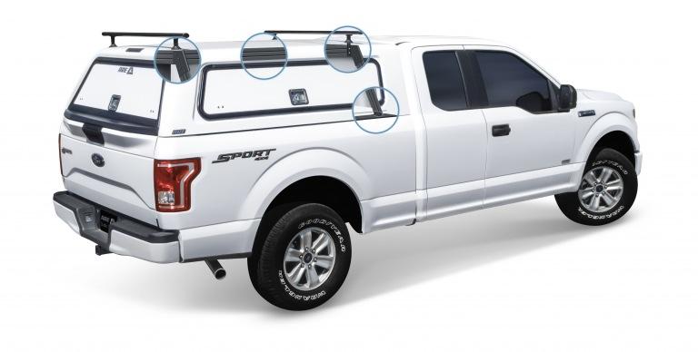 Hd Series Truck Cap Gallery A R E Truck Caps And