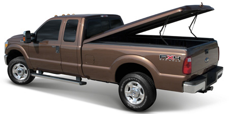 Ford F150 Hard Bed Cover >> Gallery | LSII Series Tonneau Covers | A.R.E. Inc. - 4are.com