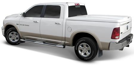 Fiberglass Truck Bed Cover Gallery | LSX Ultra Series Tonneau Covers | A.R.E. Inc. - 4are.com