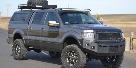 Honda Ridgeline Truck Cap >> View Truck Models with A.R.E. Truck Caps & Tonneau Covers ...